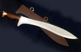 The Greek Machiara Sword