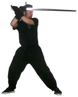 Longsword training
