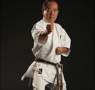 Master Kazue Matsumoto